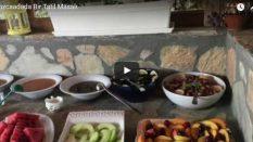 Bozcaada da bir tatil masalı